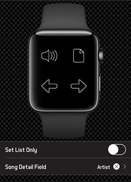 edit watch layout